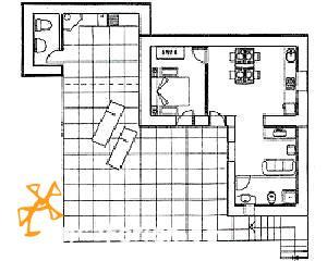 el hierro ferienhaus f r 3 personen mit meerblick in san andres fincaferien. Black Bedroom Furniture Sets. Home Design Ideas