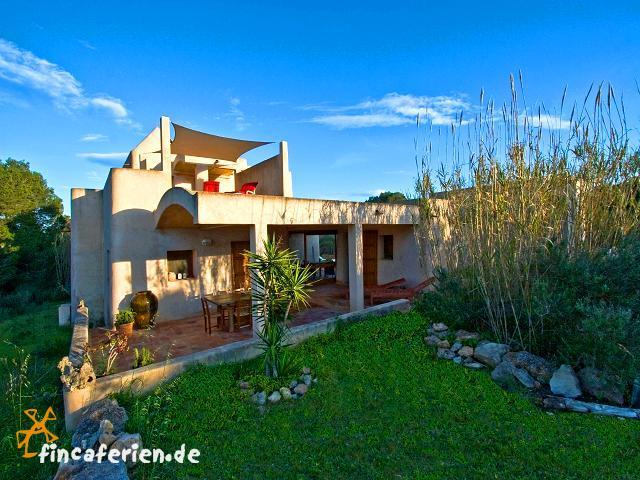 Formentera ferienhaus mit meerblick und internet f r 8 personen bei sant francesc fincaferien - Formentera ferienhaus mit pool ...