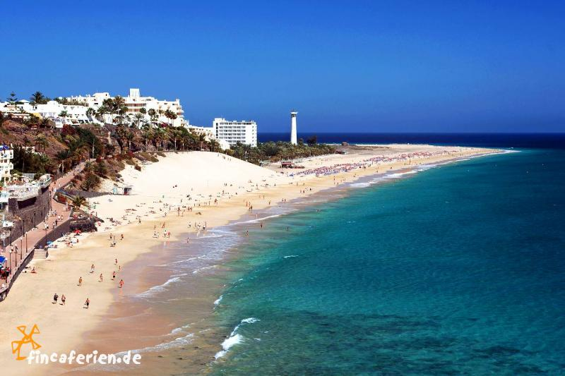 Strandnahe Ferienwohnung mit Meerblick in Morro Jable - fincaferien   fincaferien.de