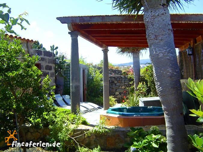 Ferienhaus Gran Canaria mit Whirlpool bei Moya - fincaferien ...
