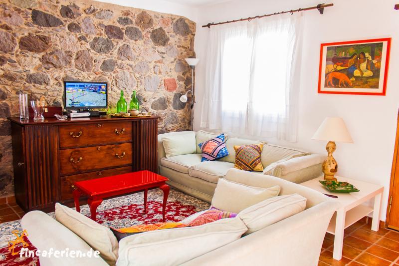 Gran canaria ferienhaus in der altstadt von agaete for Wohnzimmer sitzecke