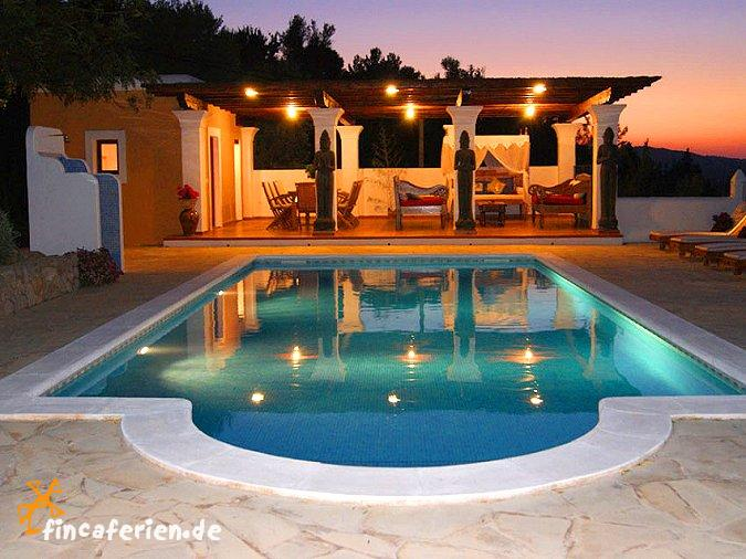 ibiza urlaub in freistehender finca mit pool san carlos. Black Bedroom Furniture Sets. Home Design Ideas