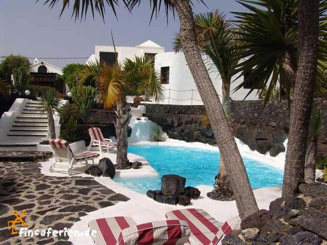 Lanzarote villa mit pool 6 personen cesar manrique costa - Casa de cesar manrique lanzarote ...
