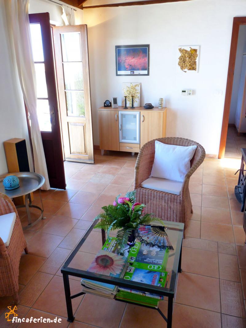 Ferienhaus bei Puntagorda auf La Palma fincaferien