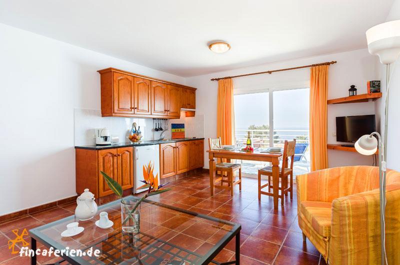 La Palma Apartment In Einer Ferienanlage Mit Beheiztem Pool