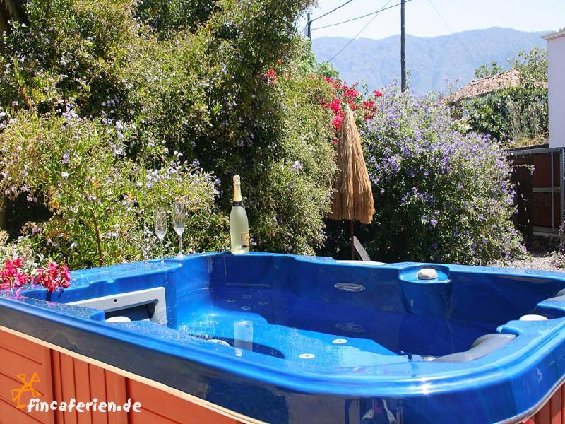 La Palma kleines Ferienhaus mit Zentralheizung in El Paso für 2 ...