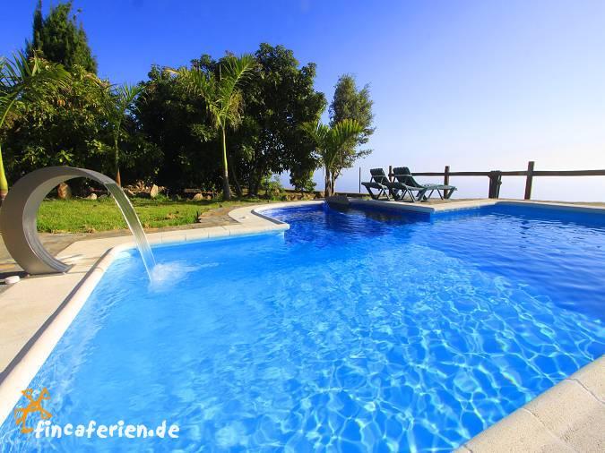 Ferienhaus Teneriffa Mit Pool , La Palma Ferienhaus Mit Beheiztem Pool Meerblick Internet