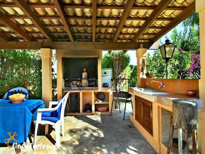 Außenküche Für Terrasse : Außenküche mit integriertem weber genesis s grillforum und