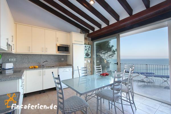 Offene Dusche Kalt : Mallorca Ferienhaus mit Meerblick an der Cala Deia – fincaferien