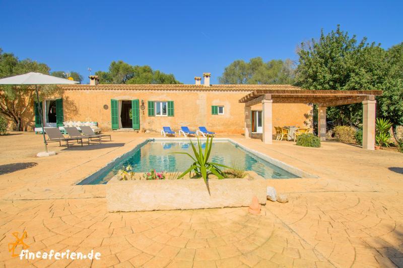 Mallorca Ostküste: Finca mit Pool und Internet bei Porto Cristo ...