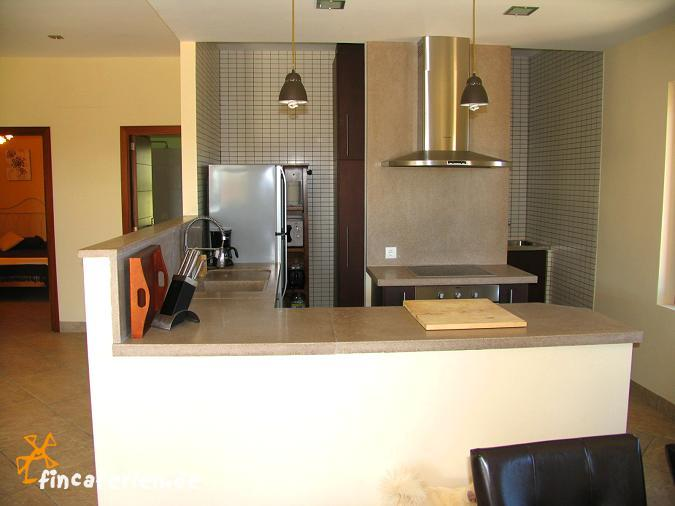 mit küche offene wohnzimmer - Kleine Kuche Im Wohnzimmer