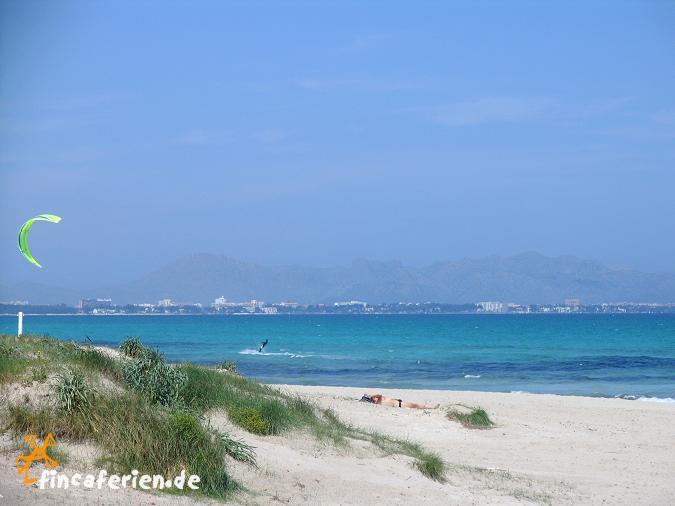 Mallorca strandnahes fincahotel bei can picafort for Design hotel mallorca strand