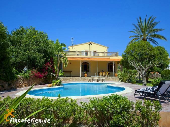Mallorca gro es ferienhaus mit pool im norden alcudia 8 - Formentera ferienhaus mit pool ...