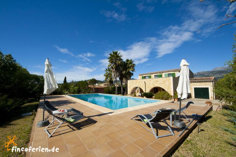 Ferienhaus Mit Pool Und Garten Bei Selva In Ruhiger Lage