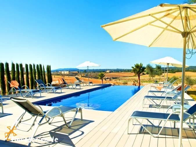 Mallorca exklusives ferienhaus mit pool und klimaanlage - Formentera ferienhaus mit pool ...
