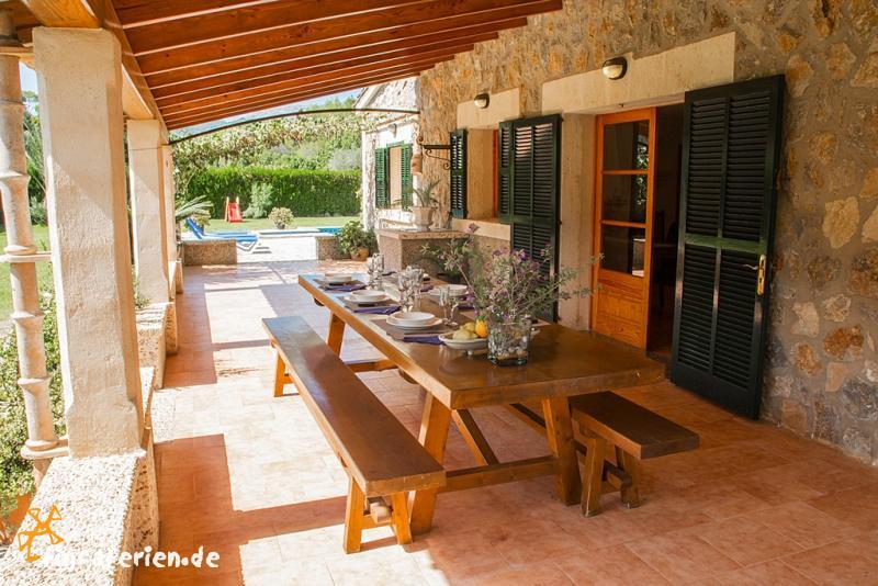 Landhaus Mit Pool Bei Pollensa Ortsnah Mallorca Nord Fincaferien