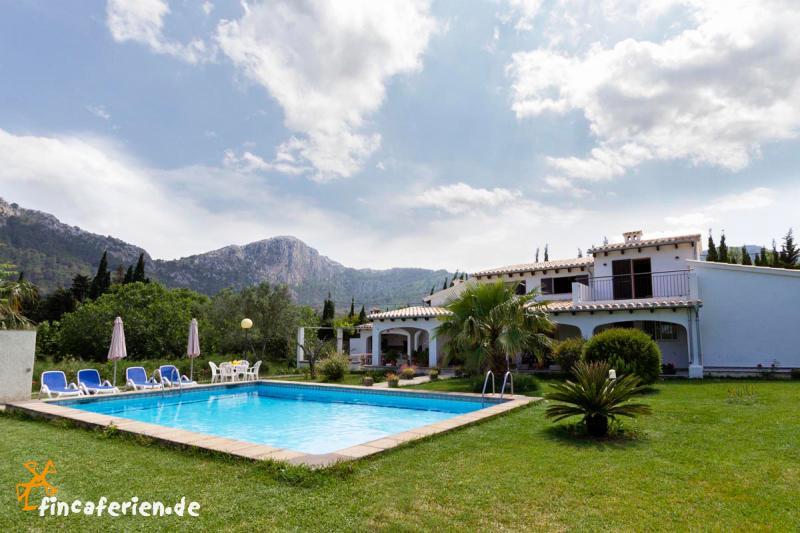 Mallorca ferienhaus mit pool bei pollenca fincaferien - Formentera ferienhaus mit pool ...