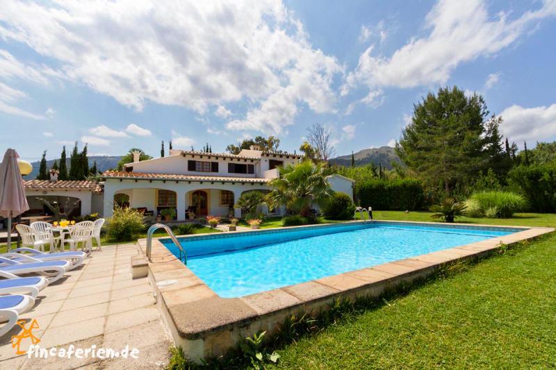 Mallorca Ferienhaus Mit Pool Bei Pollenca Fincaferien Fincaferien De