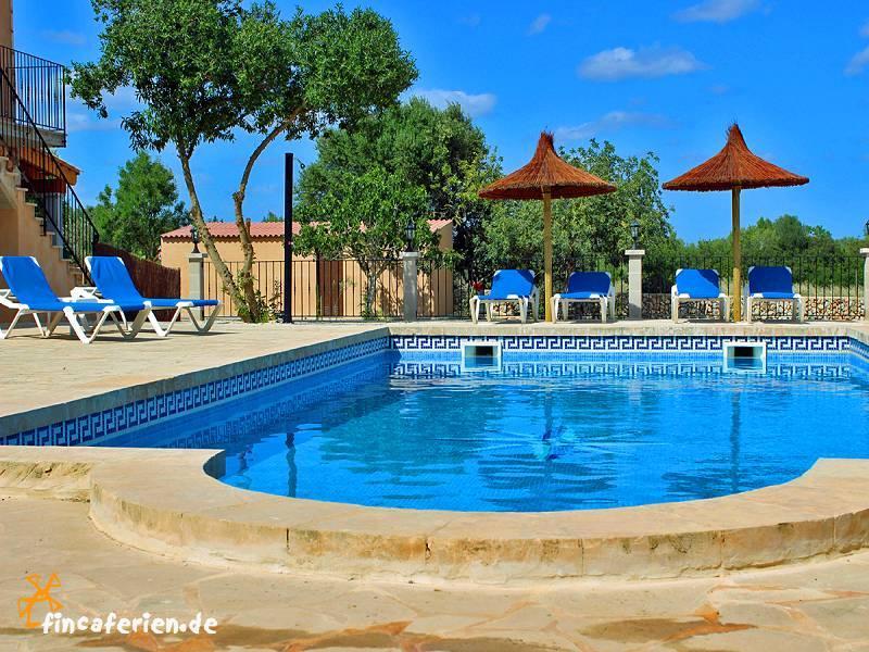 Mallorca Private Appartements Mit Pool Bei Campos Fincaferien Fincaferien De