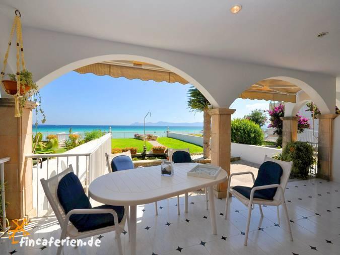 Apartment Mallorca direkt am Strand von Alcudia (Apartment ...