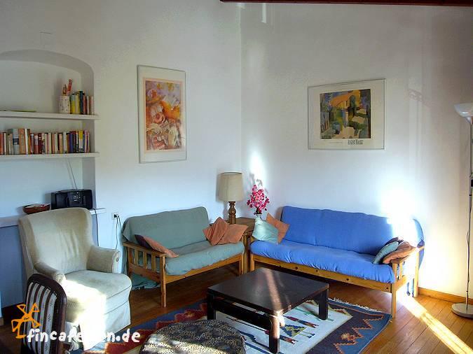 mallorca westküste: günstige ferienwohnung port soller ... - Kleine Sitzecke Wohnzimmer