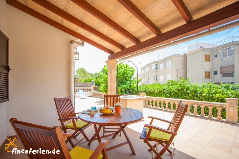 Mallorca Strandurlaub: Ferienhaus für 5 Personen in Puerto de ...