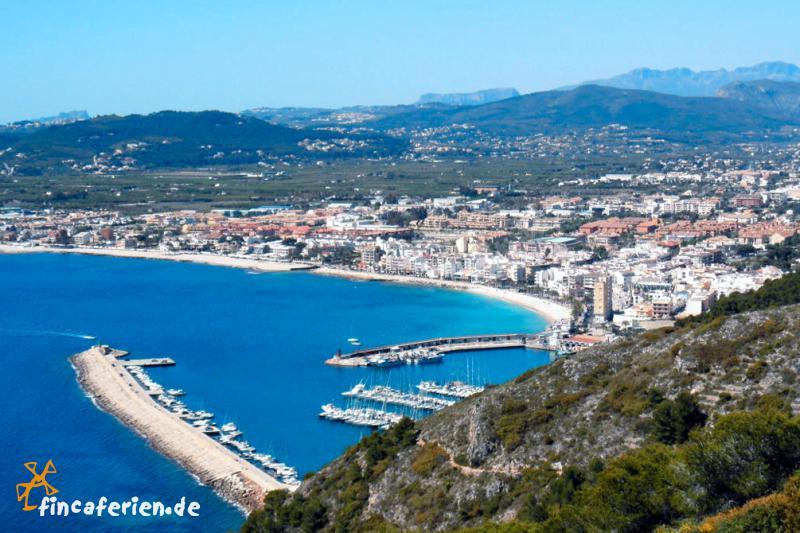 Costa Blanca, Javea, Villa mit Pool, Wlan-Internet ...