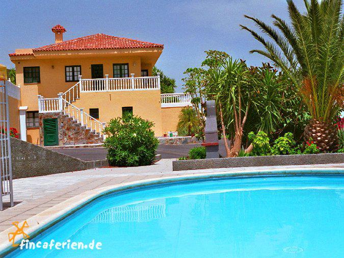 Ferienwohnung Auf Teneriffa Mit Pool Und Meerblick