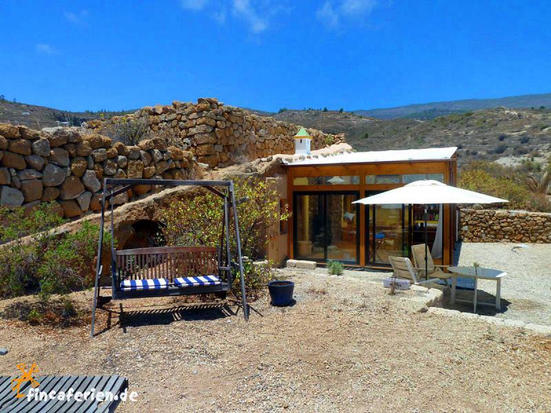 Teneriffa ferienhaus mit meerblick in ruhiger alleinlage for Urlaub haus mieten