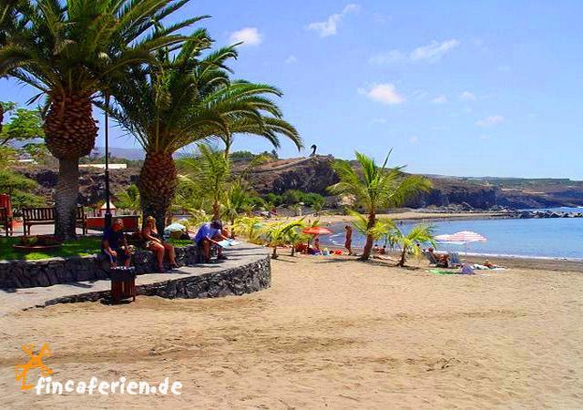 Teneriffa Ferienwohnung am Strand in Playa San Juan - fincaferien | finca-teneriffa.de
