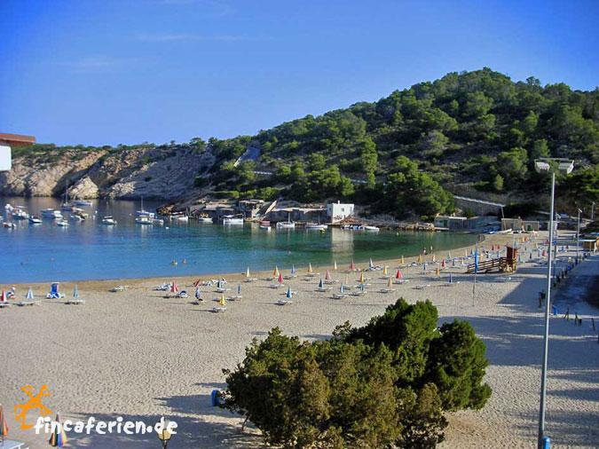 Ibiza Ferienwohnung günstig: Familienurlaub am Strand Cala Carbo ...