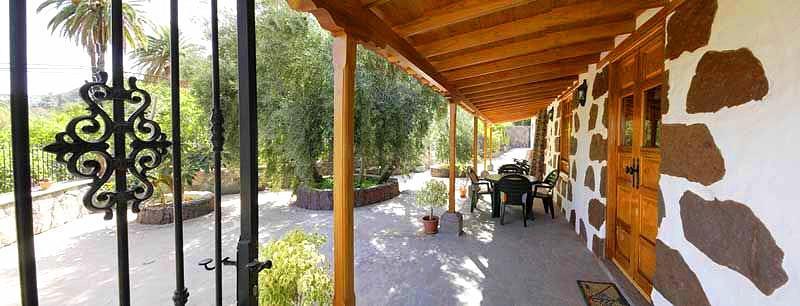 Komfortables Ferienhaus - ideal zum Wandern auf Gran Canaria