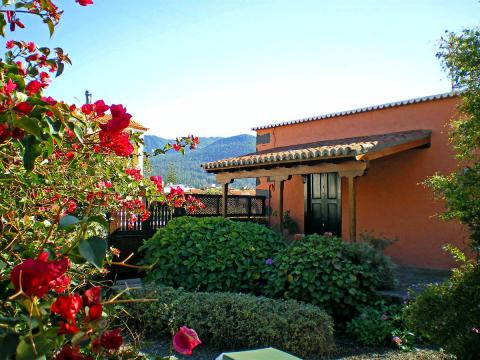La Palma kleines Ferienhaus in El Paso für 2 Personen (Nr. 0838)