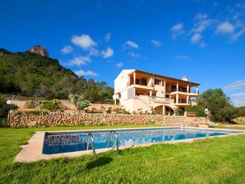Mallorca Ferienhaus für 12 Personen mit Pool bei Cala Millor (Nr. 0298)