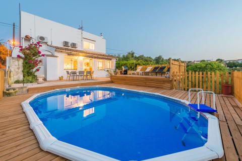 Mallorquines Ferienhaus mit Pool und Klimaanlage, Ortsrand Campanet (Nr. 3038)