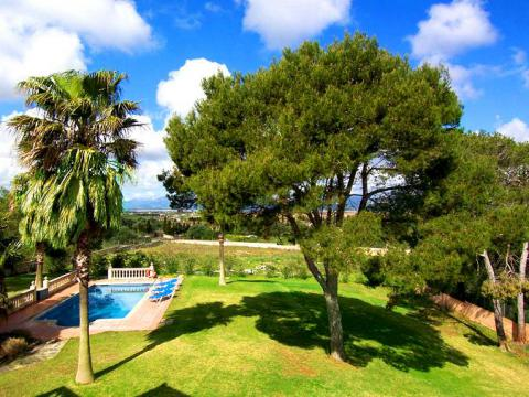 Ferienhaus mit Pool und Klimaanlage - Playa de Muro (Nr. 3071)