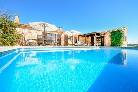 Mallorca Urlaub in Finca mit Pool und Klimaanlage (Nr. 3081)
