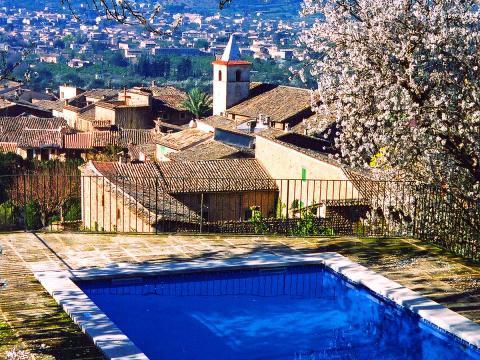 Ferienhaus mit Pool bei Soller (Nr. 0421)