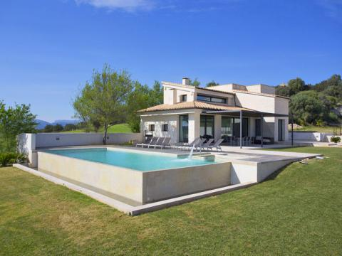 Mallorca Villa mit Pool und Klimaanlage (Nr. 0439)