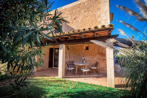 Ferienhaus  auf einer Finca mit Pool auf Mallorca (Nr. 0449.1)