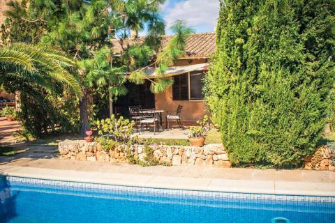 Mallorca Apartment mit Pool, W-LAN, bei Campos im Süden (Nr. 0449.2)