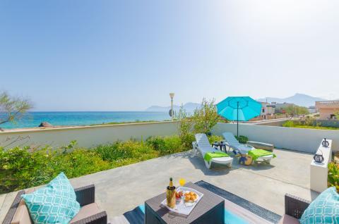 Urlaub im Ferienhaus am Meer - Son Serra de Marina (Nr. 0672)