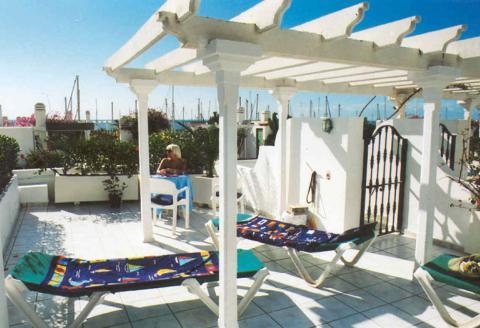 Günstige Ferienwohnung in Puerto de Mogán (0904)