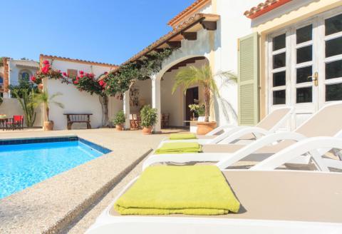 Villa mit Pool bei Canyamel im Nordosten von Mallorca (0288)