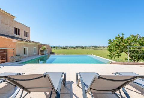 Familienurlaub Mallorca - Finca mit Pool (3005)