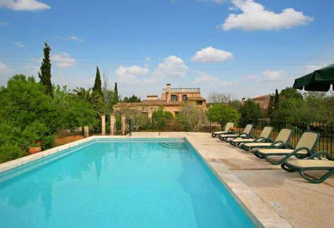 Mallorca Finca mit Pool und Internetanschluss bei Buger (3075)