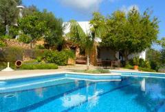Ibiza Urlaub - Finca für den Familienurlaub nahe San Carlos (Nr. 0009)
