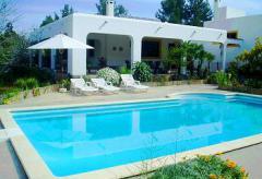 Ibiza: ruhiger Urlaub im Landhaus mit Pool und Garten (Nr. 0015)