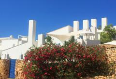 Stilvolles Ferienhaus mit Meerblick und Klimaanlage - Cala Vadella (Nr. 0025)