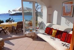 Strandurlaub Ibiza - Ferienhaus an der Cala Tarida (Nr. 0030)
